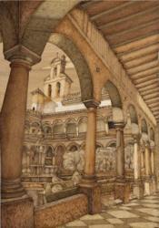 フライレス修道院(ルセナ)