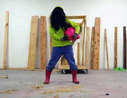青木真莉子 Mariko Aoki マザースペース / Mother Space, 6min, video, 2012