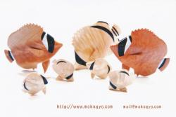 工房木魚作品展 (松屋銀座 2009/6/2~6/8)-R