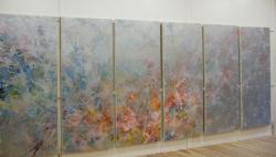 佐藤亮太 個展 -Ghostly International- (Nroom Artspace 2010/8/1~8/10)