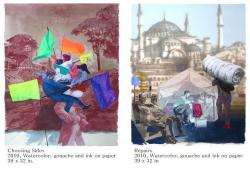 Matthew Hansel  With Flying Colors (YUKA Contemporary 2010/9/18~10/2)