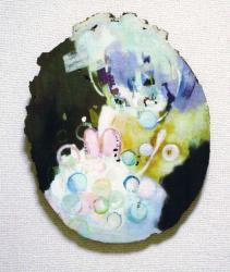 森本ひであつ絵画展 (Gallery FIRSTLIGHT 2010/10/1~10/10)