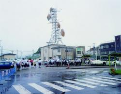 松谷友美写真展「吹き降り かんかん」 (GALLERY街道リぼん 2010/11/12-11/21)