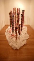 アートとジュエリーの展示 (新宿高島屋 2010/12/1-12/26)-1