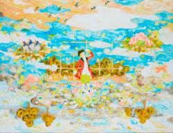 2011/3/26-4/16 OhshimaFineArt  Courtesy of Ohshima Fine Art