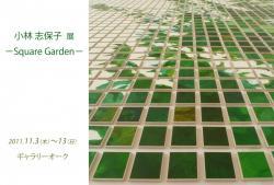 2011/11/3-11/13 GalleryOak