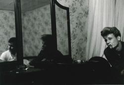 """Larry Clark  """"Untitled"""", 1963 vintage B & W print image size: 11.2 x 16.5 cm, paper size: 20 x 25 cm"""