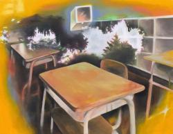 :「古川松平 作品」 素材:カンヴァスに油彩 2011.(C)Shohei Furukawa/O Gallery eyes