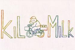 KIL MILK (アートギャラリー絵の具箱 2012/1/23-1/29)