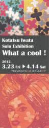 2012/3/23-4/14 TEZUKAYAMA GALLERY