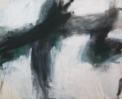 高橋憲治 Untitled 2012  130×162 cm  oil on canvas