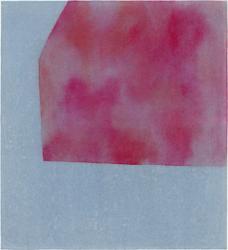 岩佐徹 24.6×22.0cm 板目木版 水性絵具 半草楮紙 2012年