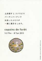 土井朋子 スドウピウ作品展(バーエンバーデン 2012/5/3-5/8)-3