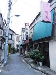 森山大道 「東京」2012年 ラムダプリント Courtesy of Office Daido
