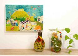 2012/11/13-11/25 gallery+cafeblankc