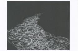 松島純 個展 2012年(2012-12/1-12/9 万画廊)