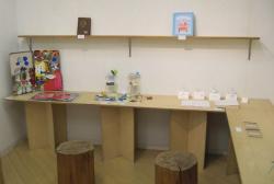 15 Books  ―「本展」(創作本の展示)― 2012年展示風景