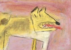 四国犬 1990年頃 個人蔵