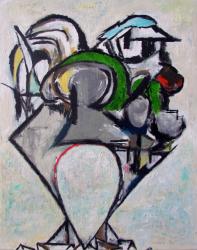 「Keyhole」Robin Fry