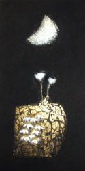牧岡良 「4月 卯の花月」