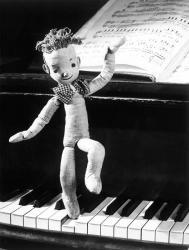 ボジヴォイ・ゼマン/カレル・ゼマン監督『クリスマスの夢』(1945年) provided by National Film Archive 【会場内上映予定作品】