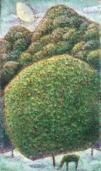 100M月夜に実る林檎の木