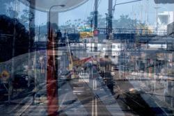 松本太郎写真展「one quarter 四分の一の風景」