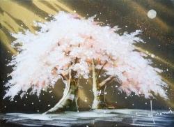 立川広己4号「夫婦桜」