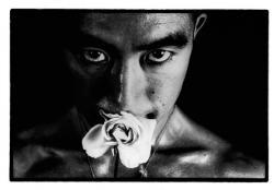 細江英公 「薔薇刑」#32 1961年 ヴィンテージ・ゼラチン・シルバー・プリント