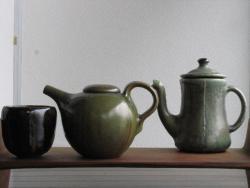鈴木稔のお茶の器展