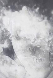 「呼び名」 2014 油彩、パネルに綿布 1167×803mm(P50)