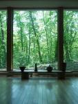 北広島・黒い森美術館個展「うつわのかたち」