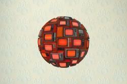 指江昌克 「祝日」 2011 キャンバスに油彩 112x168cm  (c)SASHIE Masakatsu    Courtesy Mizuma Art Gallery