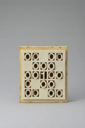 山田光《1の周辺》1976 年、髙島国男コレクション