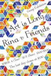Art is Long  Rina & Friends