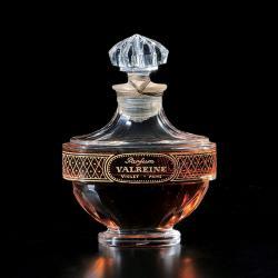ヴィオレ社 「VALREINE(蜂蜜の女王)」の香水瓶 バカラ製 1911年