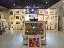 第45回入札制Bunkamura Galleryオークション