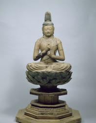 大日如来坐像 平安時代・12世紀 京都・浄瑠璃寺