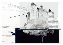 大谷有紀個展 「drawing」