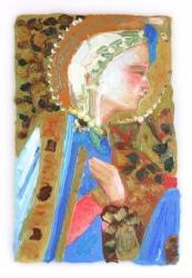 ミヒャエル・テンゲス 「ヴェロニカ 美術史の研究」 (2013/5/11-6/8 タグチファインアート)