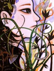 画廊からの発言 新世代への視点2015 「藤川さき展」