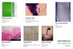 MATURE2013(Gallery Q 2013/5/13-18)