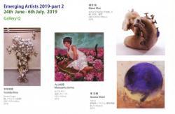 Emerging Artists 2019 展 Part 2 増井 萌・丸山純奈・吉田理奈・東 志織