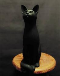 公庄直樹 いきもの彫刻「気配のカタチ」