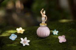 古川葉子作「春野花まつり 2015年」