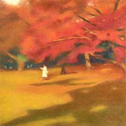 ~柔らかく、懐かしい時代へのいざない~ 妃香利絵画展≪東京遊覧四季だよりⅢ≫