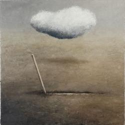 平松 麻展「待つ雲」