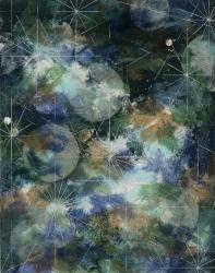 伊藤あずさ展「藍色の風景−空を見上げて−」