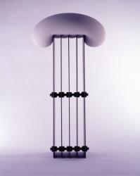 板橋廣美 《城の連想 1990》 1990年 岐阜県現代陶芸美術館蔵