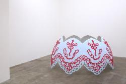 撮影:木奥恵三  2015 gallery αM「資本空間 - スリー・ディメンショナル・ロジカル・ピクチャーの彼岸」展示風景